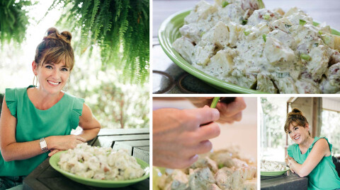 Potato Salad by Rebekah Ensley